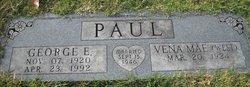 Vena Mae <i>West</i> Paul