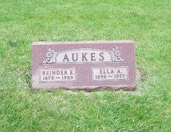 Ella A <i>Arends</i> Aukes