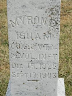 Myron Day Isham