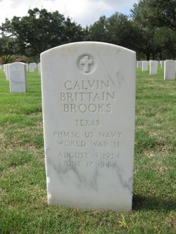Calvin Brittain Brooks