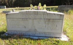 Saphronia <i>Chappell</i> Franklin