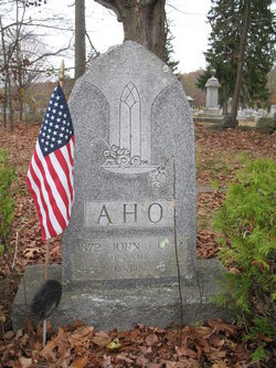 John Jacob Aho