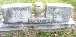 Cora A Moore