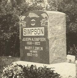 Joseph Aaron Simpson