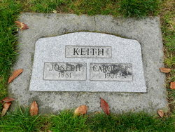 Joseph Spencer Keith
