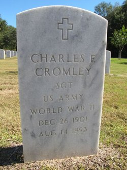 Charles Eden Cromley