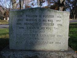 Shirley <i>Foster</i> Conatser