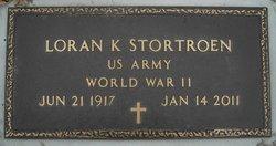 Loran Knutson Stortroen