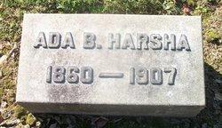Ada <i>Barnard</i> Harsha