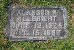 Alanson N. Allbright