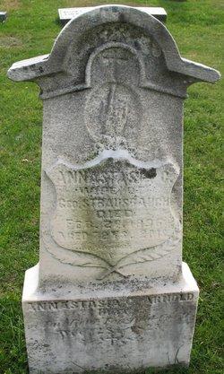 Annastasia C. <i>Arnold</i> Strausbaugh