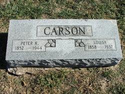 Louisa <i>Shields</i> Carson