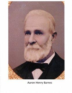 Aaron Henry Barnes
