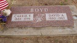 Carrie E Boyd