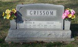 Cecile <i>King</i> Grissom