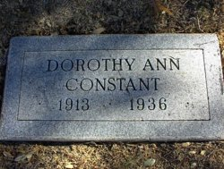 Dorothy Ann <i>Brady</i> Constant