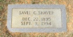 Halley Savel <i>Conway</i> Shaver