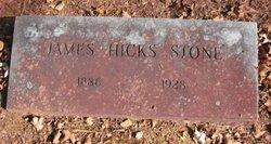 James Hicks Stone