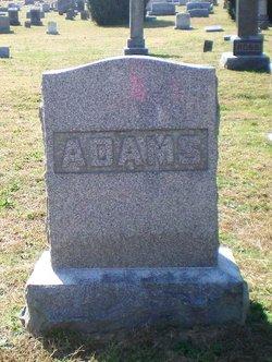 Julia Ellen <i>Harris</i> Adams