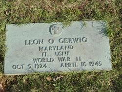 Leon Otis Gerwig