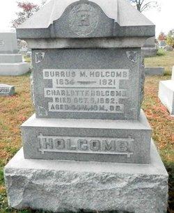 Burrus M Holcomb