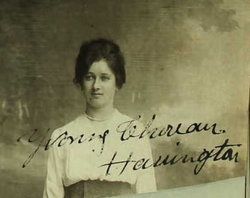 Yvonne Eugenie <i>Thoreau</i> Harrington