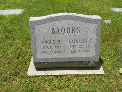 Angus McLeod Brooks