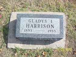 Gladys Ida <i>Hagenmaster</i> Harrison