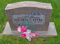 Lugarda C Luggie <i>Maestas</i> Leyba