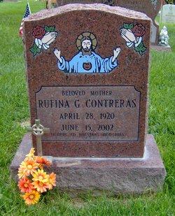 Rufina <i>Garcia</i> Contreras