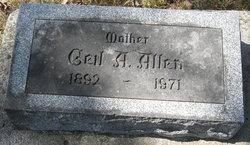 Geil A. Allen