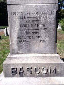 Adaline L. <i>Butler</i> Bascom