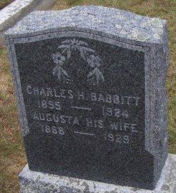 Augusta Gussie <i>Cooper</i> Babbitt