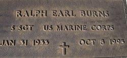 Ralph Earl Burns