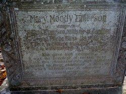 Mary Moody Emerson