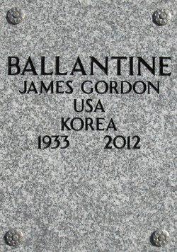 James Gordon Ballantine