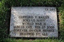 Clifford Vernon Bailey