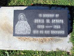 Adela M Acosta