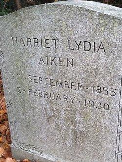 Harriet Lydia Aiken