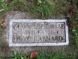 Mary <i>Crosse</i> Barnard