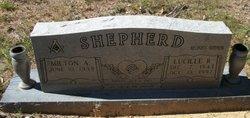 Lucille Rene <i>Taylor</i> Shepherd