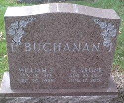 G Arline <i>Hummel</i> Buchanan