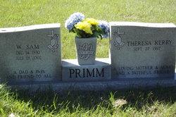 W. Sam Primm
