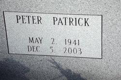 Peter Patrick Pete Bradley