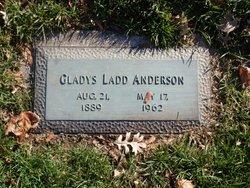 Gladys <i>Ladd</i> Anderson