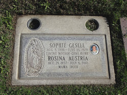 Sophie <i>Enalehardt</i> Gesell