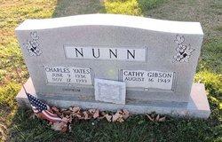 Charles Yates Snookum Nunn, Sr