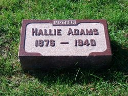 Hallie Adams