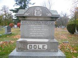 Mary Eleanor Lizzie Rosen <i>Hicken</i> Dole