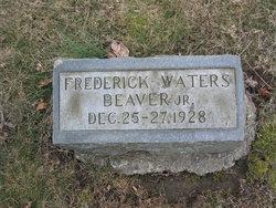 Frederick Waters Beaver, Jr